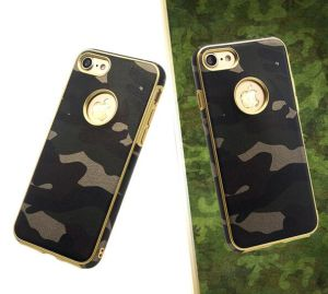 Mobile Phone Case Apple 7 New Magnetic Car Camouflage Mobile Phone Shell pictures & photos