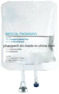 Non-PVC Film Soft Bag / I. V. Infusion Bag / Infusion Bag pictures & photos