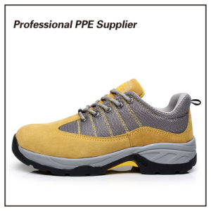 Breathable Lightweight Engineering Safety Working Shoes pictures & photos