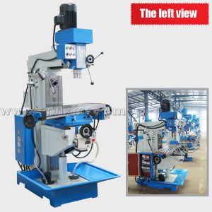 Zx6350c Hot Sale Universal Vertical Gear Head Miller Drill Machine