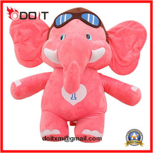 Stuffed Animal Elephant Pink Plush Toy Elephant Stuffed Animal pictures & photos