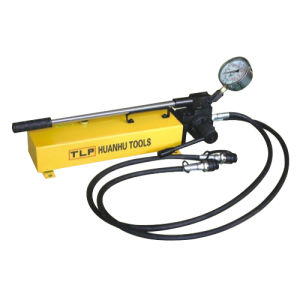 Double Acting Hydraulic Hand Pump (HHB-700S) pictures & photos