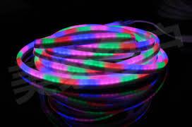 Lighting Decoration RGB ETL LED Neon Rope Light pictures & photos