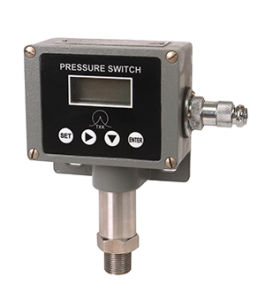 Intelligent Pressure Switch with Digital 4-20mA Output (TXZC1)