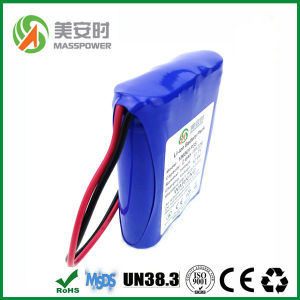 PVC Package 12V 2600mAh Battery pictures & photos