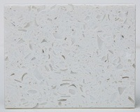 Anti Scratch Engineered Quartz Stone Slabs (GSK001) pictures & photos