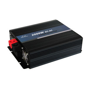 Solar Power Inverter 2000W Inverter DC 24V to AC 220V off Grid Inverter with Good Quality and Good Price
