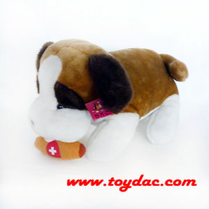 Plush Big Dog pictures & photos