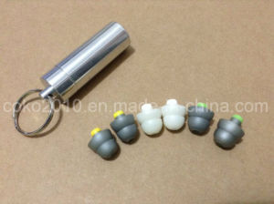 Noise Reduction Earplug Musicians Container pictures & photos