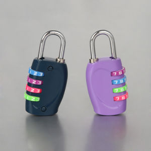 Suitcase Resettable Combination Padlock Combination Code Padlock for Luggage pictures & photos