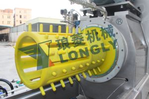 NT-V150L Pin Type Horizontal Sand Mill pictures & photos
