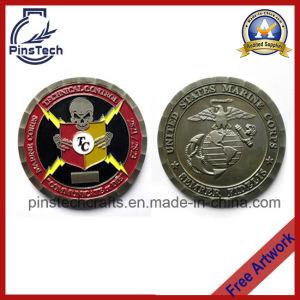 Marine Souvenir Coin, 2 Side 3D Coin pictures & photos