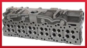 Caterpillar C15 C18 Cylinder Head pictures & photos