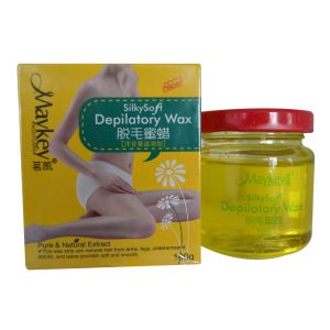Maykey Silky Depilatory Wax (Chamomile) 100g pictures & photos