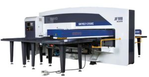 CNC Fast Servo Turret Punching Machine pictures & photos