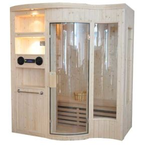 Indoor Traditional Wood Sauna Room (A-201) pictures & photos