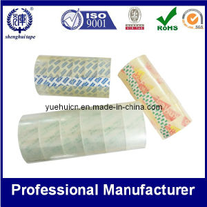 12mm Shrink Packaged Clear Stationery Tape for Fixing Sealing pictures & photos