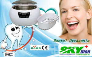 Denture Ultrasoinc Cleaner for The Old, One-Click Operation (JP-880) pictures & photos