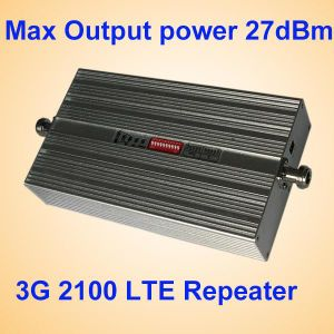 WCDMA 3G 2100MHz Signal Repeater Mobile Signal Booster GSM Repater