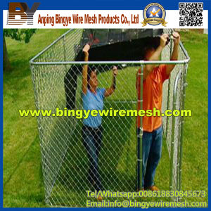 Galvanized Temporary Chain Link Fence From Bingye pictures & photos
