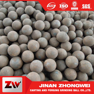 High Hardness Forged Steel Ball Mining Mill Ball pictures & photos