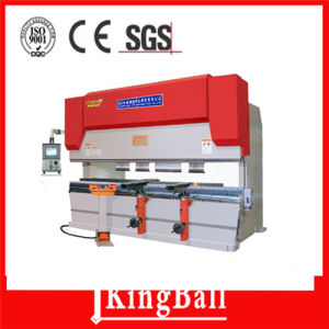 Hydraulic Press Brake Machine We67k 250/5000 High Efficiency Long Life pictures & photos
