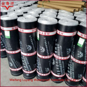 1.5mm Self Adhesive Bitumen Waterproof Membrane