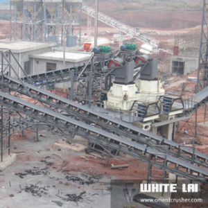 CE Certificate Sand Making Plant for River Gravel (River Gravel 300t/h) pictures & photos