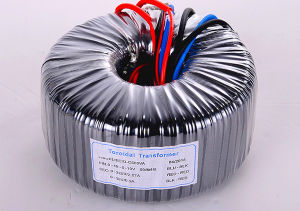 Toroidal Transformer/ Ring Transformer, OEM and ODM Are Welcome pictures & photos