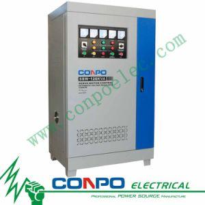 SBW-120kVA Full-Auotmatic Compensated Voltage Stabilizer/Regulator pictures & photos