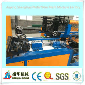 Full Automatic Chain Link Fence Machine Manufacturer (Anping factory) pictures & photos