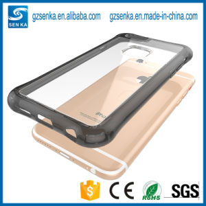 Shockproof Transparent Protective Phone Case for Samsung Galaxy S8 pictures & photos