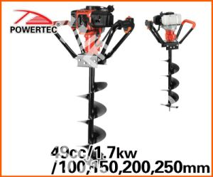 49CC 1700W Gasoline Hole Digger (PT79030) pictures & photos