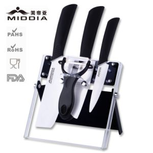New Design Ceramic Kitchen Appliance Ceramic Boning/Fruit/Fillet Knives pictures & photos