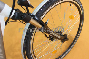 Monca Big Promotion Easy Electric Bicycle City E Bike for Old Man Riding (M790) pictures & photos