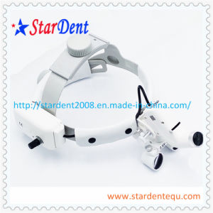 2.5-3.5X Dental Color Magnification Binocular Surgical Loupes Magnifying Glass pictures & photos
