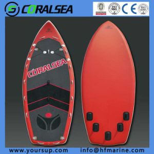 "PVC/PVC Material/EVA/EVA Material/PVC Drop Stitch Water Sport Surfboard with High Quality (Giant15′4"") pictures & photos"