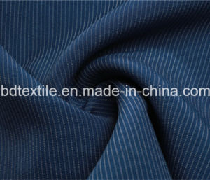300dx300d 100% Polyester Yarn Dyed Jacquard Mini Matt Fabric for Uniform pictures & photos