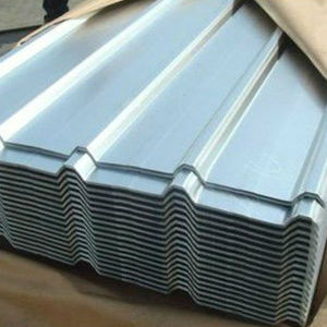 Galvanized Corrugated Steel Sheet for Roofing Material pictures & photos