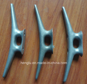 Aluminum Die Casting Cleat for Marine pictures & photos