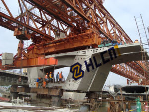 Segmental Assembling Launching Gantry (JP-8) pictures & photos