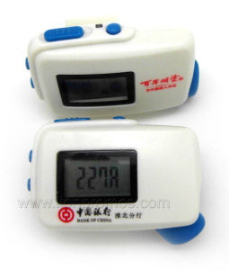 Health Care Premium Gift Digital Pedometer Step Counter pictures & photos