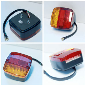 9-30V LED Lamp Type LED Trailer Truck Rear Tail Light Lamp pictures & photos