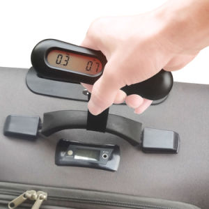 50kg Weight Portable Electronic Travel Hanging Luggage Weighing Scale pictures & photos