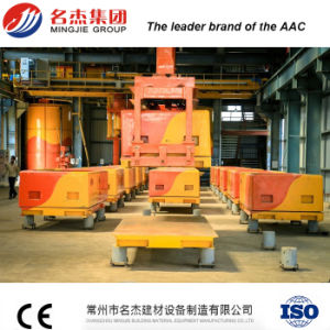 Thermal Insulation of Building Material AAC Sand Lime Block AAC Fly Ash Block Machine pictures & photos
