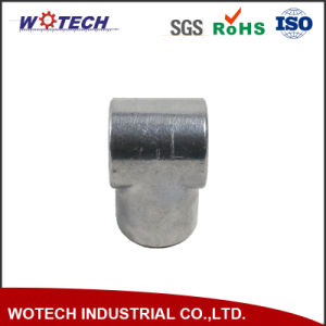 Customized Aluminum Metal Pipe Fitting Part pictures & photos