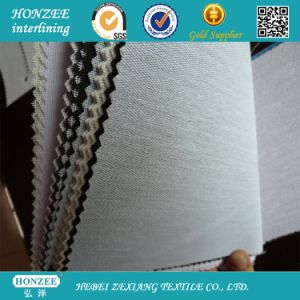 Trousers′ Waist Band Woven Fusible Interlining with LDPE Coating pictures & photos