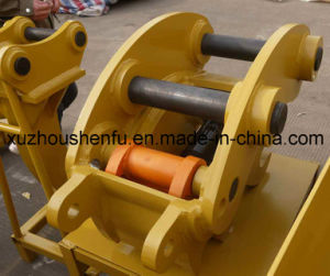 23t Excavator Manual & Hydraulic Quick Coupler pictures & photos