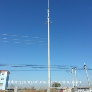 Cell Phone Signal Single-Tube Communication Tower pictures & photos