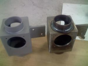 Sheet Metal Fabrication, Small Welded Steel Part pictures & photos